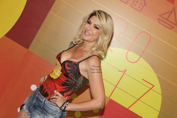 Antonia Fontenelle (Foto: Thyago Andrade/Brazil News )