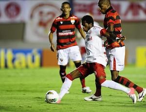 inter atlético-go fred serra dourada (Foto: Alexandre Lops/Divulgação Inter)