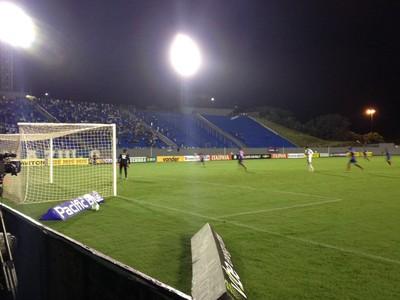 Londrina Paraná Estádio do Café (Foto: Vinicius Frigeri/RPC)