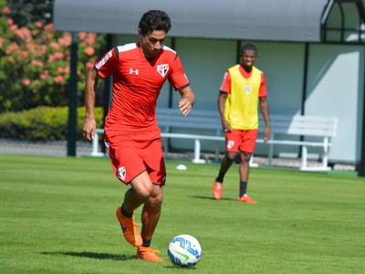 Paulo Henrique Ganso, São Paulo (Foto: Site Oficial / saopaulofc.net)