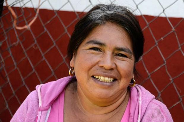 Margarita Elvira Romero, uma das conspiradoras do levante  (Foto: BBC)