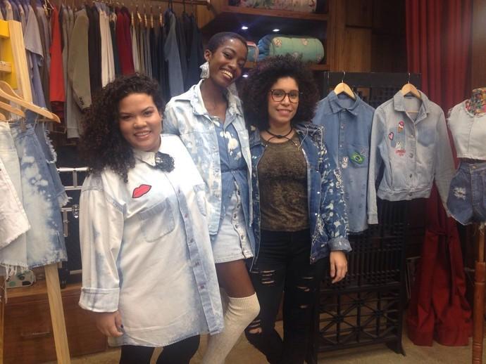 Blogueiras de moda ensinam dicas simples para não gastar nada ou quase nada (Foto: Carolina Morgado/Gshow)