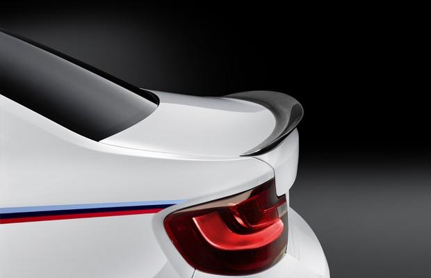 BMW M2 com pacote M (Foto: Divulgação)