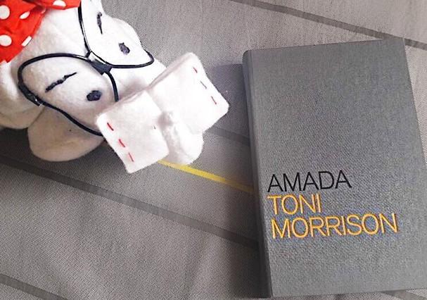 """""""Amada"""", de Toni Morrison, é a dica de leitura de Stephanie Ribeiro (Foto: Instagram/Reprodução)"""
