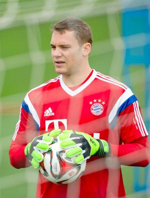Manuel Neuer Bayern (Foto: EFE)