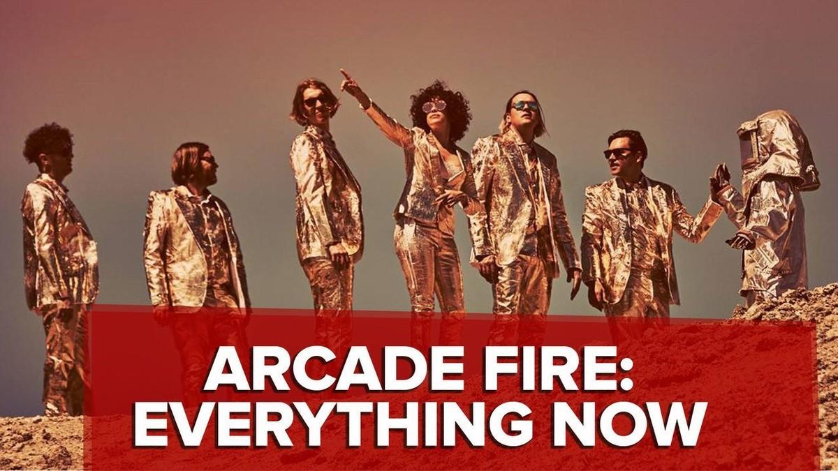 Arcade Fire: 'Everything now' tem DJ do Daft Punk e som festivo com letras deprê; G1 ouviu - Globo.com