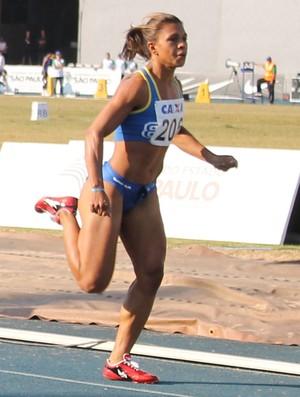 Fernanda Araújo (Foto: Náyra Macêdo/GLOBOESPORTE.COM)