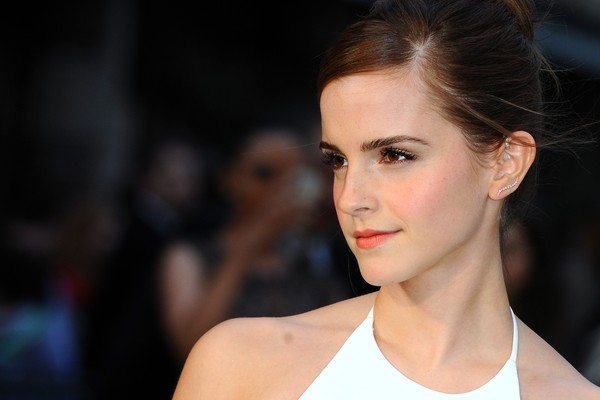 Vingardium Leviosa! Hermione Granger estaria orgulhosa de sua intérprete, Emma Watson. A atriz de 24 anos formou-se em Literatura Inglesa na Universidade Brown em maio deste ano. (Foto: Getty Images)