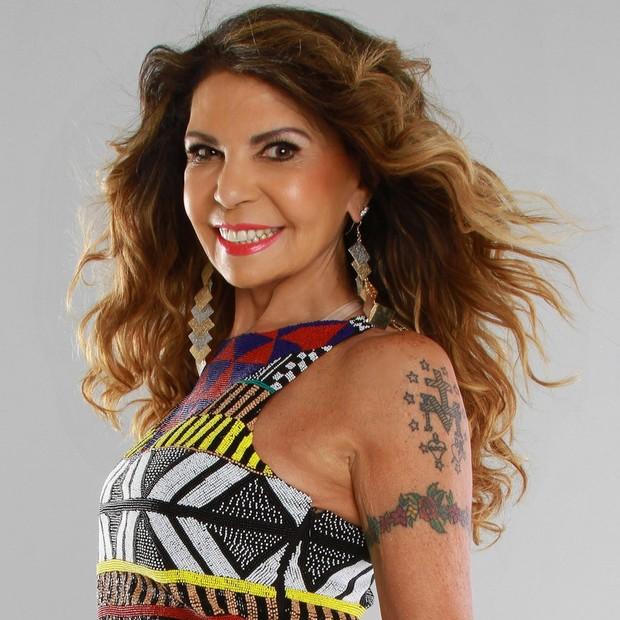 Elba Ramalho - cantora vai gravar obra de Dominguinhos (Foto: Divulgação)