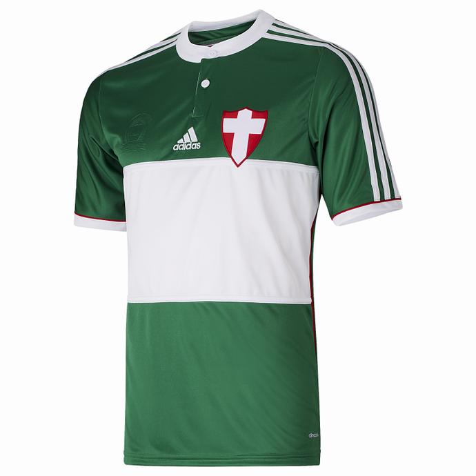Terceira Camisa Do Palmeiras No Centenário Tem Cruz De