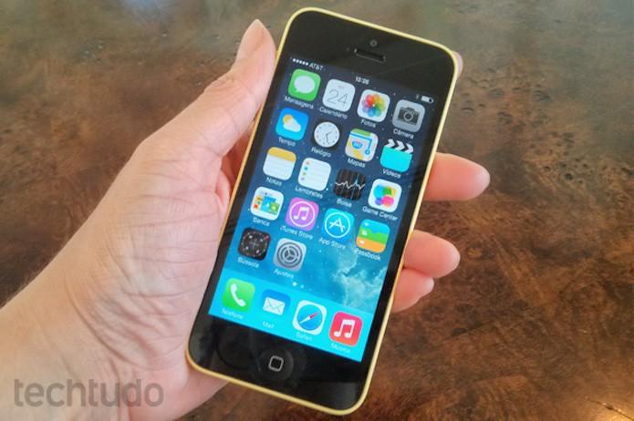 Aprenda a configurar uma conta do Hotmail no iOS 7 (Foto: Isadora Díaz/TechTudo) (Foto: Aprenda a configurar uma conta do Hotmail no iOS 7 (Foto: Isadora Díaz/TechTudo))
