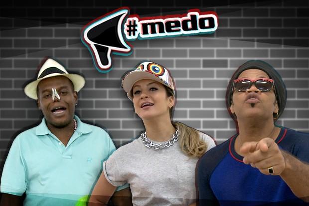 medo (Foto: The Voice Brasil/TV Globo)