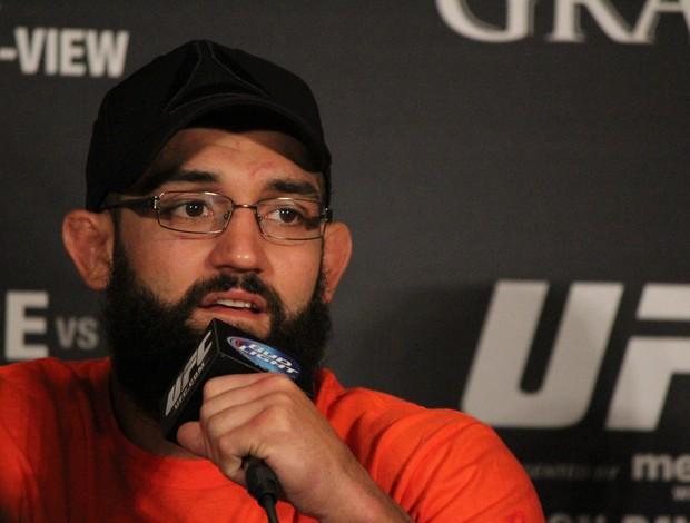 Johny Hendricks MMA UFC (Foto: Evelyn Rodrigues)