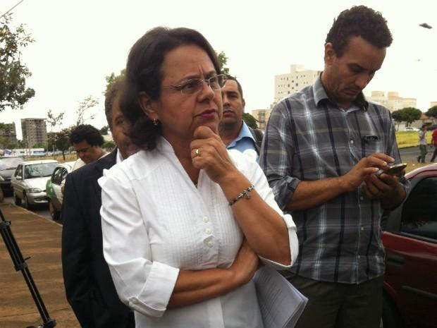 Marilda Ribeiro Fundasus (Foto: Fernanda Resende/G1)