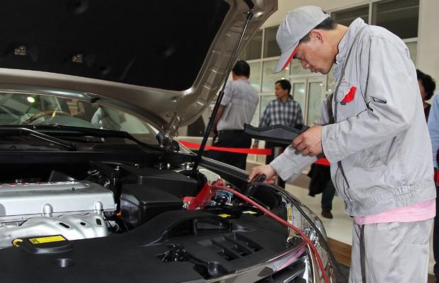 Faça uma revisão do carro antes da venda. Não esqueça o comprovante (Foto: Shutterstock)