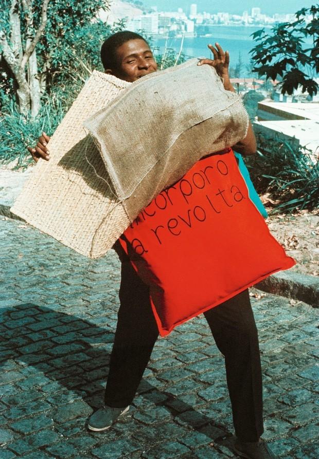 Whitney Museum coroa série de mostras dedicadas a Helio Oiticica (Foto: Claudio Oiticica / ©cortesia César e Claudio Oiticica)
