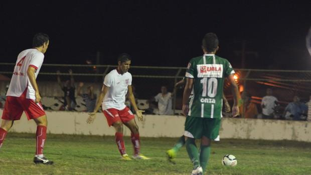Sergipe sofre segunda derrota na temporada (Foto: Thiago Barbosa)