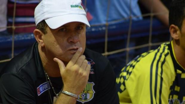 Wilson Mendonça, o Galego, disputa o título pela nona vez (Foto: Thiago Barbosa/GLOBOESPORTE.COM)
