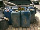 Em Boa Vista (RR), Polícia Federal fecha posto clandestino de gasolina