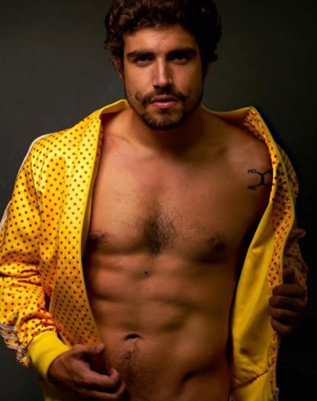 Caio Castro (Foto: André Schiliró)