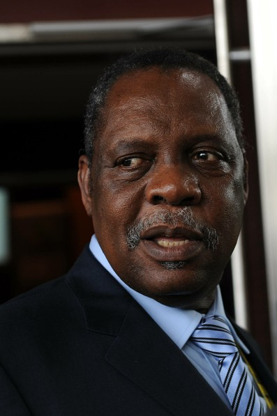 Issa Hayatou Fifa (Foto: Getty Images)