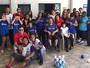 TV Rio Sul entrega doações para a Associação Pestalozzi de Resende
