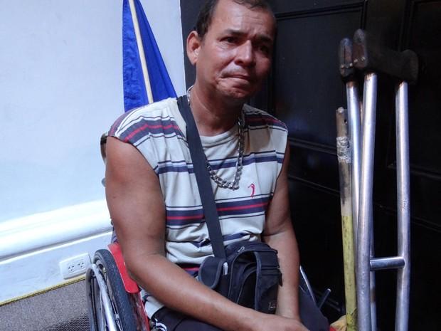 Eduardo Sandro do Nascimento vendeu uma caneta para Fernando Lyra em 2006 (Foto: Priscila Miranda/G1)