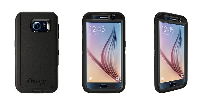 Case OtterBox Defender para Galaxy S6 (Foto: Divulgação/Otterbox)