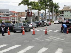 Trânsito será modificado durante o Encontro de Motociclistas de São Pedro da Aldeia (Foto: Divulgação)