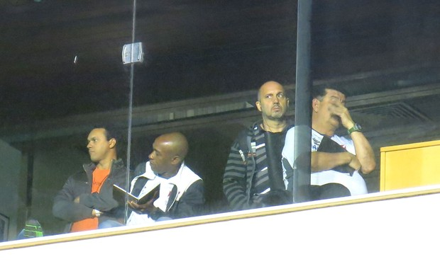 Joel Santana, Vasco X Bragantino (Foto: Raphael Zarko)