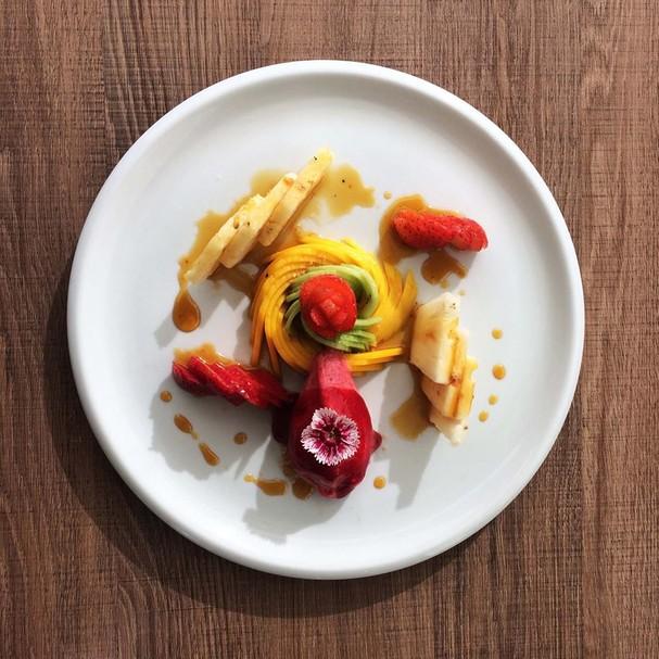 Criações do Chef Manuel Bernal (Foto: Divulgação)