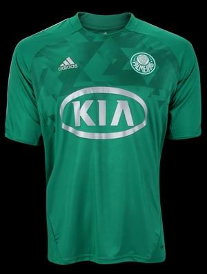 Nova camisa Palmeiras (Foto: Divulgação)