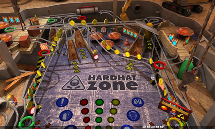 Pinball League é um game inspirado nos clássicos dos computadores (Foto: Divulgação/Windows Phone Store)