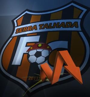 Carrossel Serra Talhada (Foto: Globoesporte.com)
