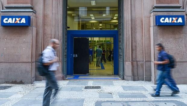 Agência da Caixa (Foto: Rovena Rosa/Agência Brasil)