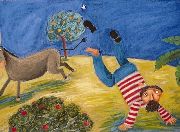 O livro foi ilustrado por Ellen Pestili e publicado pela editora FTD (Foto: Divulgação/ Ellen Pestili)
