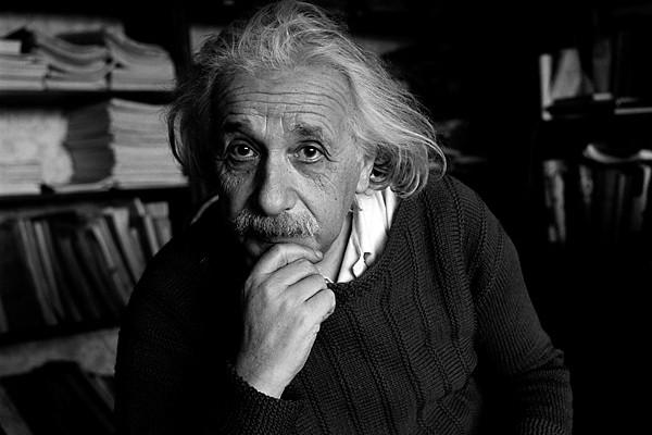 Enigma é atribuído à Einstein; não comprovação de que o cientista o tenha criado (Foto: Reprodução)