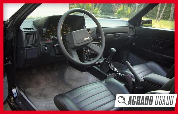 Achado Usado: Toyota Celica Supra (Foto: Reprodução)