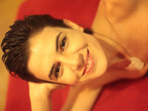 Mariana Aydar apresenta músicas do terceiro disco, no DF (Foto: Agaar)