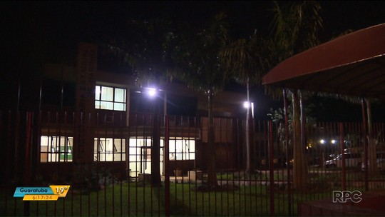 Três presos fogem da Penitenciária Estadual de Maringá