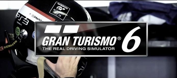 Gran Turismo 6 é um dos destaques da conferência da Sony (Foto: Reprodução)