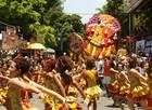 'ConXitas' comemora 10 anos em Olinda com percussão afinada (Diego Moraes/G1)