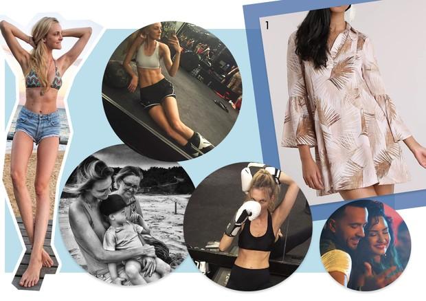 Guia de verão - Carol Trentini (Foto: Reprodução/Instagram e Divulgação)