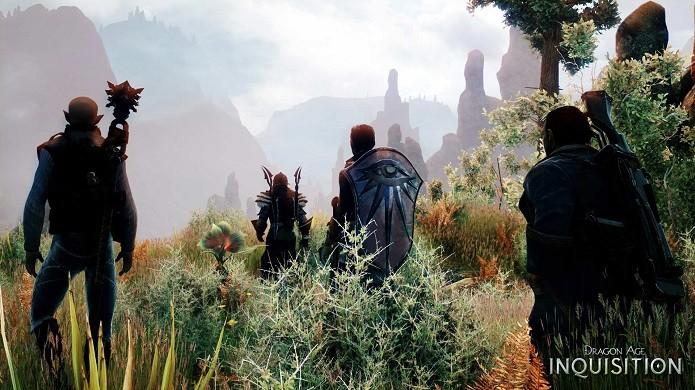 Dragon Age: Inquisition exigirá que o jogador mantenha a equipe unida. (Foto: Divulgação)