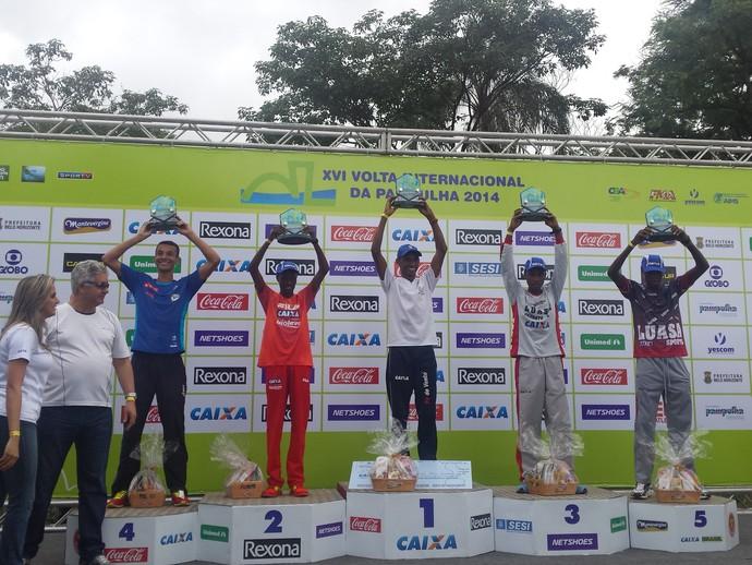 Giovani dos Santos, campeão da Volta da Pampulha (Foto: Rafael Araújo)