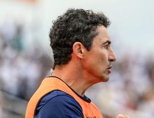 Betinho Nascimento, técnico do Confiança (Foto: Ailton Cruz/Gazeta de Alagoas)