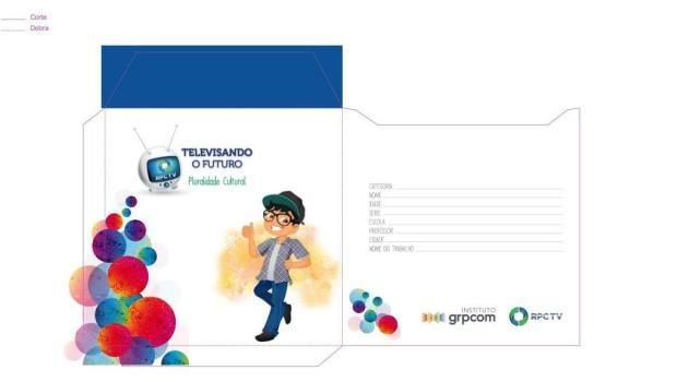 Faça downlod dos formulários padrões do Concurso e envie seu trabalho (Foto: Divulgação/RPCTV)