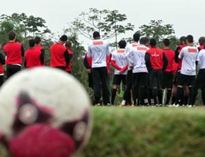 Joinville, treino (Foto: Divulgação / JEC)