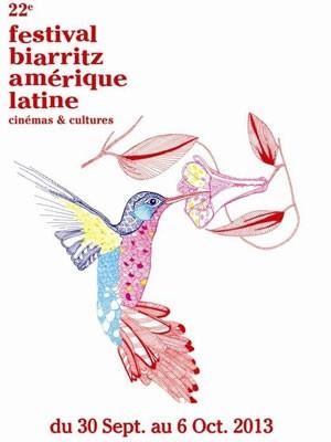 Cartaz do Festivbal de Biarritz (Foto: Divulgação )