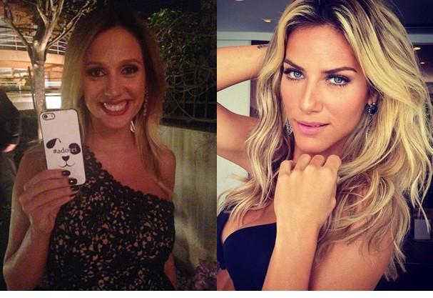 Luisa Mell e Giovana Ewbank (Foto: Reprodução / Instagram)